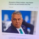 Gafă de imagine a presei internaționale. Ludovic, confundat cu Viktor Orban