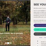 Piața Victoriei: SeeYou, prima aplicație din România pentru persoane cu deficiențe de vedere | VIDEO