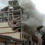 Spania: Explozie puternică într-un bloc centrul Madridului. Cel puțin două persoane decedate | VIDEO