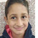 Copil de 7 ani, dispărut de trei zile