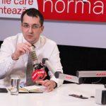 """Vlad Voiculescu: """"Bugetul Ministerului Sănătății este un pic mai mare față de anul trecut"""""""