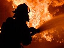 Incendiu violent în sectorul 5 din București