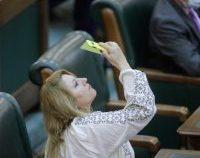 Diana Șoșoacă, retrasă de la șefia Comisiei de Abuzuri din Parlament