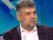 """Marcel Ciolacu își dorește pentru PSD  """"bun simţ şi acea întoarcere la oameni"""" de la Ion Iliescu"""