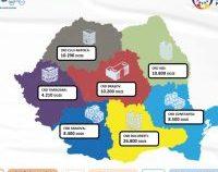 Peste 79.000 de doze de vaccin anti-COVID Moderna au ajuns în România