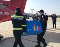România, lăudată pentru donația de vaccinuri anti-Covid făcută Moldovei