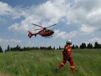 Vaslui: Intervenție de urgență pentru salvarea a doi copii opăriți cu ciorbă