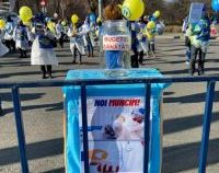 Solidaritatea Sanitară organizează două zile de proteste la Parlament