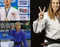România obține 3 medalii de aur la Openul European de judo