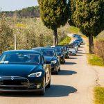 Tesla și-a deschis sucursala din România
