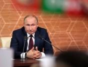 """Putin cere evitarea """"prăbuşirii"""" Afganistanului: """"Este important să împiedicăm infiltrarea teroriştilor în statele vecine"""""""