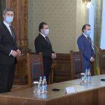 Coaliția de guvernare, în prima ședință de după destituirea lui Vlad Voiculescu
