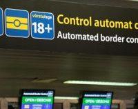 Aeroportul Otopeni are sistem automat de verificare a documentelor de călătorie