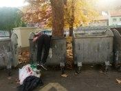 """ONU: România aruncă 1,3 mil. de tone de mâncare la gunoi. Avem o lege a """"risipei alimentare"""" însă e ineficientă"""