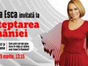 Deșteptarea României: Andreea Esca răspunde întrebărilor venite de la ascultătorii Europa FM