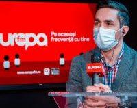 Doctorul Valeriu Gheorghiță recomandă respectarea măsurilor de protecție și după imunizare | AUDIO