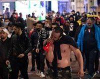 Cum s-a văzut protestul din Capitală față de noile restricții | GALERIE FOTO