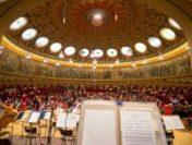 Concerte extraordinare cu public, la Ateneul Român