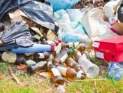 Nereguli grave în depozitarea gunoiului, în județul Bacău