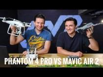 Mavic Air 2 vs Phantom 4 Pro – Care este mai bună?