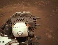 NASA: Roverul Perseverance a parcurs primii metri pe Marte