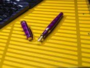 Colecția de stilouri Poenari Alpha 36  – pasiune la superlativ