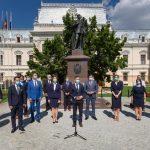 Liberalii trebuie să vină cu o reacție politică față de situația filialei de la Iași, spune Klaus Iohannis | AUDIO