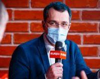 Vlad Voiculescu spune că ar putea fi nominalizat din nou de USR PLUS pentru portofoliul de la Sănătate | AUDIO