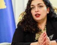 Tânăra reformistă Vjosa Osmani, aleasă preşedinte al Kosovo
