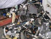 Peste 2.500 de tone de gunoaie, aduse din Germania și trecute ca marfă second hand, descoperite în Portul Constanța