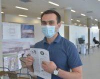 Primarul Brașovului, Allen Coliban, face apel la vaccinare | AUDIO