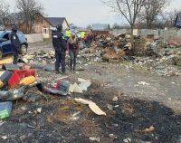 Șeful Gărzii de Mediu, despre arderile ilegale de la Sintești: Avem o formă de crimă organizată, tolerată de stat | VIDEO