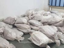 Doi gălățeni, membri ai rețelei de traficanți de droguri Balkan Cartel, reținuți de polițiști