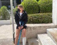 Simona Halep se va trata în România pentru ruptura musculară suferită la Roma