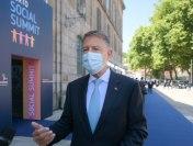 """Declarația de la Porto. Klaus Iohannis: """"Devin prioritare măsurile privind crearea de locuri de muncă"""""""