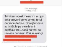 Fostul rector și fostul prorector ai Academiei de Poliție, condamnați în dosarul amenințării cu moartea a jurnalistei Emilia Șercan