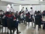 Vaccinarea anti-COVD în Constanța. Fluxuri separate pentru turiști