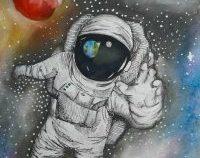 Maramureș: Desenul unei eleve de 14 ani va fi imprimat pe costumul unui astronaut | AUDIO