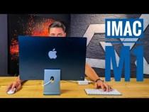 Noul Apple iMac 24 – Unboxing & Prim Contact