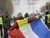 Proteste violente în Franța, de Ziua Internațională a Muncii