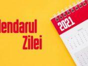 Calendarul zilei de 19 iunie