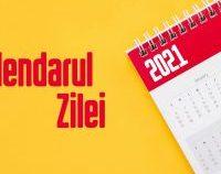 Calendarul zilei de 12 iunie
