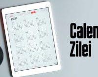 Calendarul zilei de 13 iunie