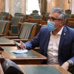 PSD, ironii la adresa lui Florin Cîțu la dezbaterea textului moțiunii de cenzură