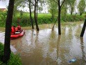 Cod galben de inundaţii pentru râuri din 8 judeţe