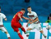 EURO 2020: Belgia învinge campioana en titre Portugalia, scor 1-0, şi se califică în sferturi