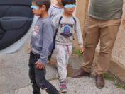 Constanța: Cei trei copii care au plecat de acasă, joi dimineață, au fost găsiți