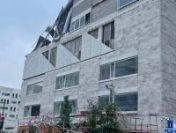 Anvers : un muncitor român a murit, după ce o şcoală aflată în construcţie s-a prăbuşit