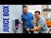 Enel X Juice Box – Stația de încărcare auto pentru acasă