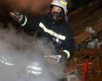 Șeful Gărzii Naționale de Mediu anunță controale, după incendiul de la centrul REMAT din sectorul 6 | AUDIO